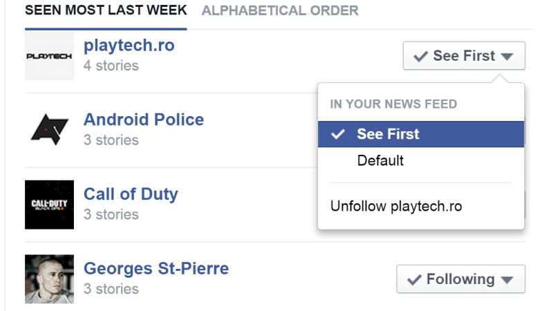 See First Facebook Playtech