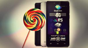 Allview A5 Quad Plus este cel mai ieftin telefon cu Android 5.1 Lollipop preinstalat
