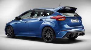 Ford Focus RS a ajuns la generația a treia
