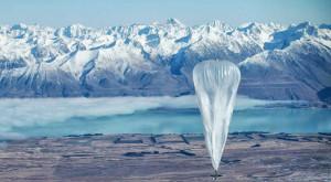 Baloanele Google vor umple cerul cu Internet anul acesta