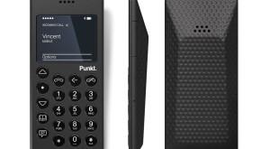 Punkt MP01 este un telefon de vorbit pentru secolul 21