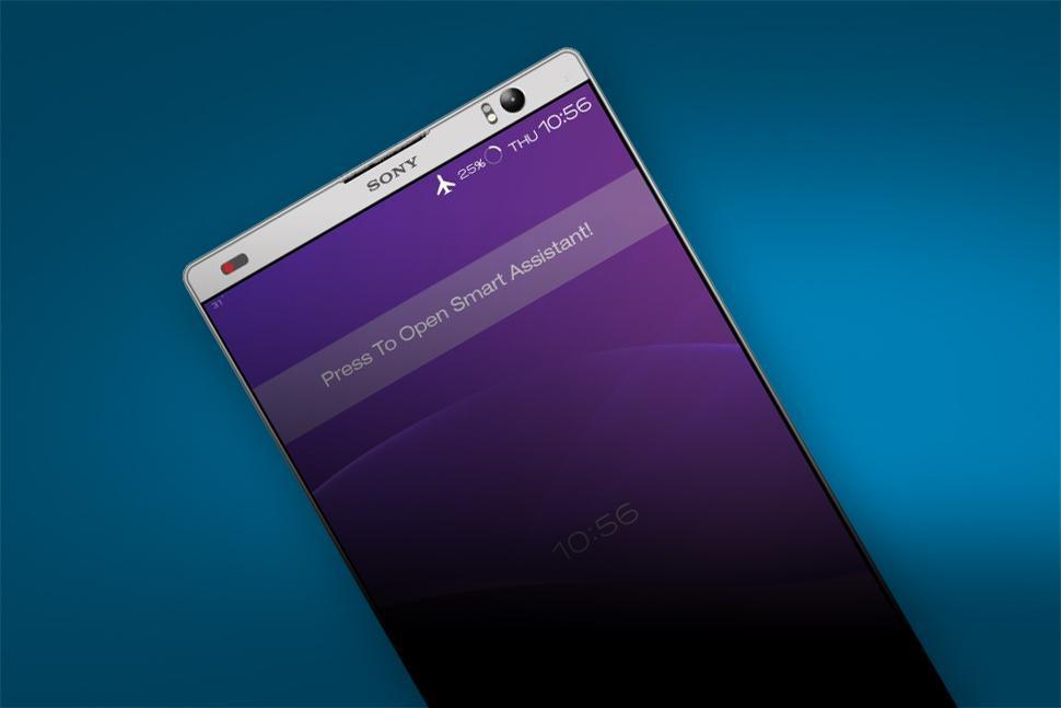 sony xperia t4 ultra lavender