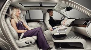 Volvo XC90 este, în primul rând, o mașină pentru bebeluși