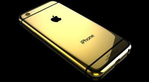 iPhone 6S placat cu aur, disponibil la precomandă înaintea variantei standard