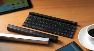 LG Rolly e singura tastatură Bluetooth de care veţi avea nevoie