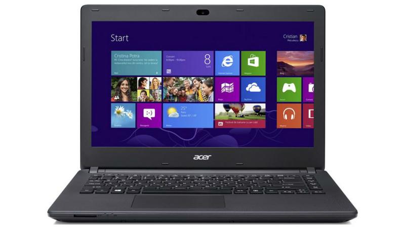 Reduceri la laptopuri Acer Aspire ES1-411-P7B1