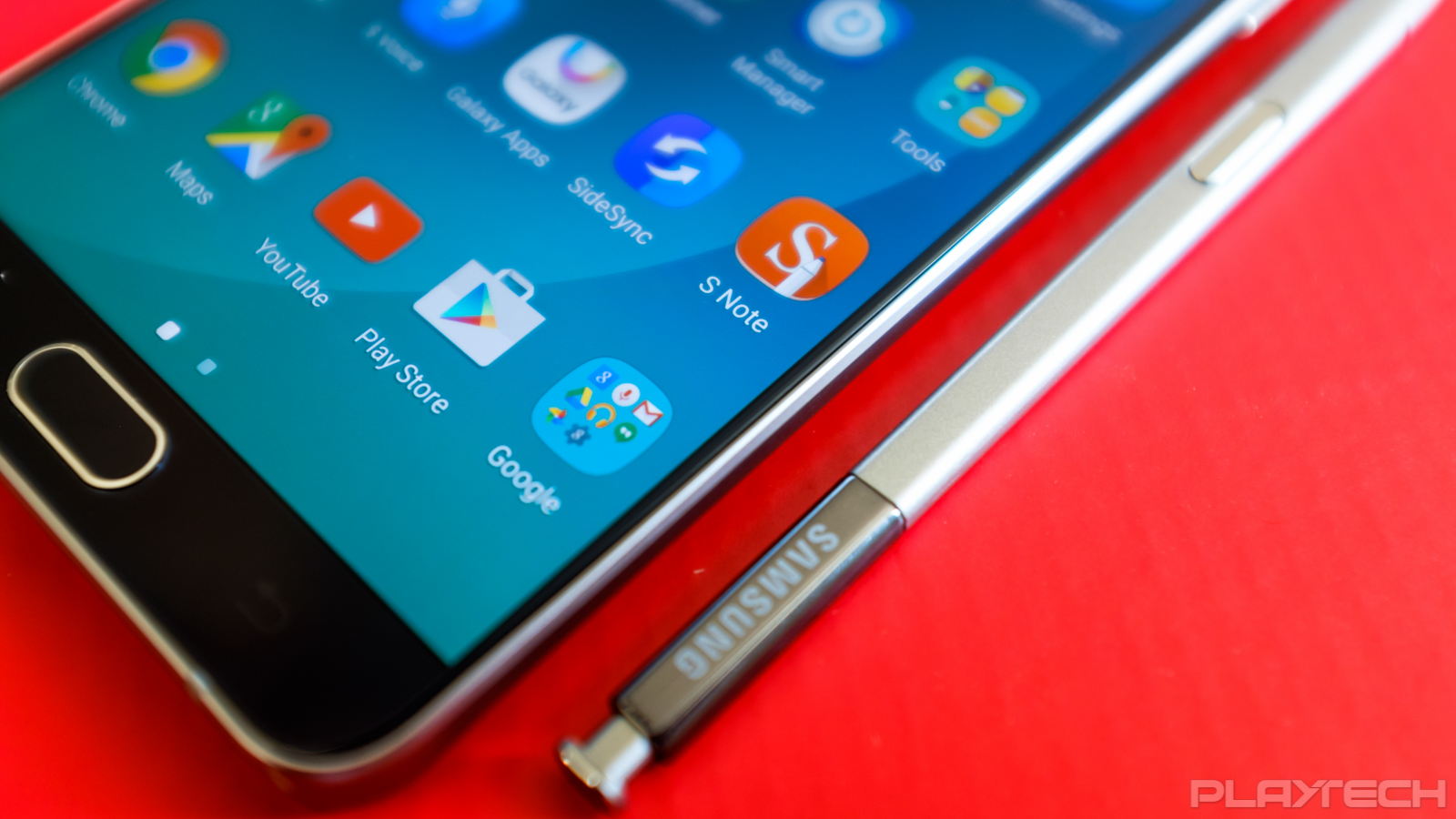 Samsung Galaxy Note 5 in review la Playtech-15