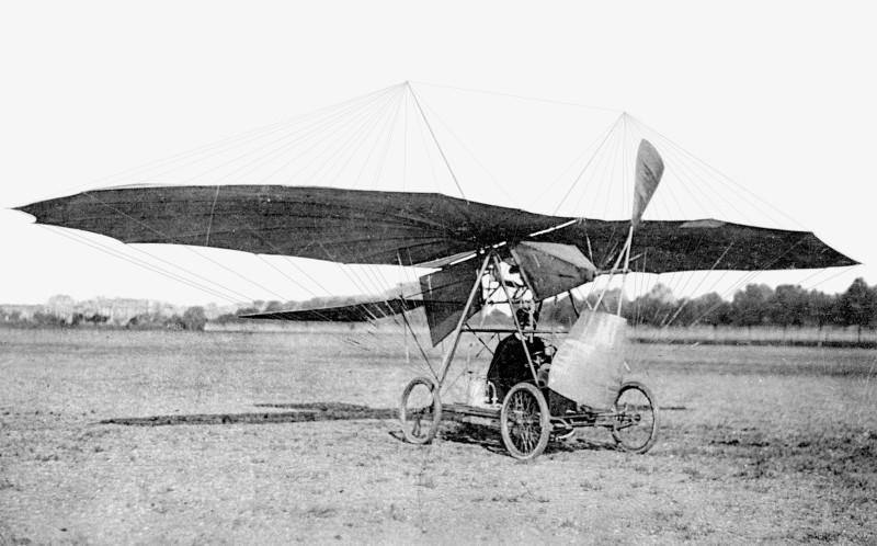Vuia-primul zbor