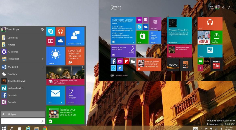 Popularitatea Windows 10 creşte într-un ritm surprinzător