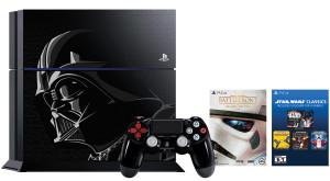Darth Vader ajunge pe o ediţie specială de PlayStation 4 [VIDEO]