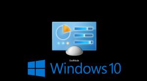 """Cum devii """"zeu"""" pe Windows 10: cu trei click-uri ai acces la toate funcțiile ascunse"""