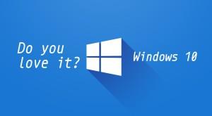 Cât de iubit este Windows 10? Aţi fi uimiţi