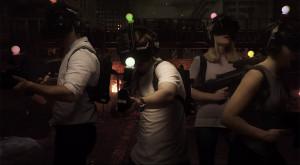 Australienii au arenă pentru jocuri de realitate virtuală
