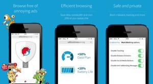 Adblock pentru iOS e browserul care te scapă de reclame pe iPhone