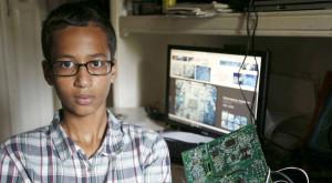 Studentul arestat din cauza ceasului produs acasă