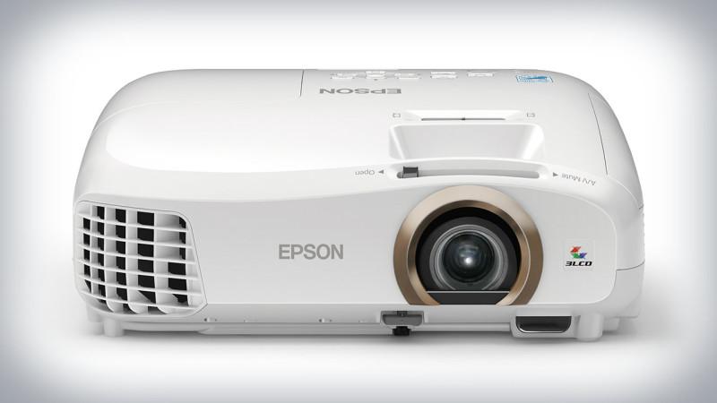 Proiectorul Epson EH-TW5350