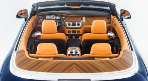 Dawn, cel mai sexi Rolls-Royce construit vreodată