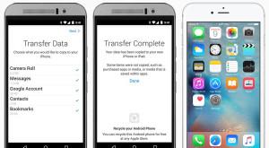 Prima aplicație Apple pentru Android o să te facă să migrezi mai ușor la iPhone