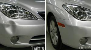 Cum îți repari singur bara de protecție a mașinii folosind doar apă caldă