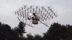 Să zbori cu drona, asta înseamnă să fii pilot