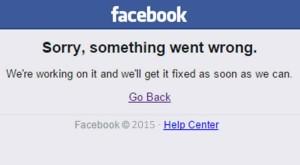 Azi a picat Facebook. Cei mai mulţi s-au descărcat pe Twitter