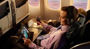 Internetul de mare viteză în avion vine în Uniunea Europeană