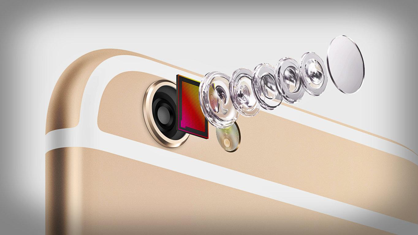 lansarea iphone 6s camera