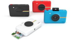 Polaroid renaște prin camera care printează fără cerneală