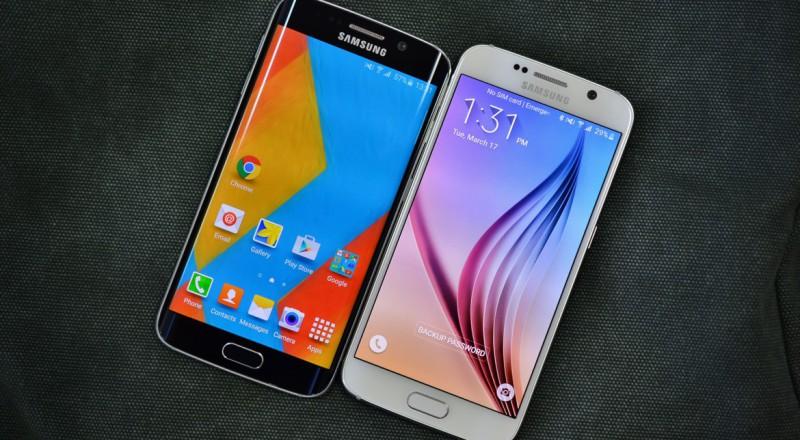 samsung galaxy s6 cele mai bune telefoane din 2015
