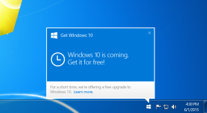 Ce include primul update major la Windows 10?