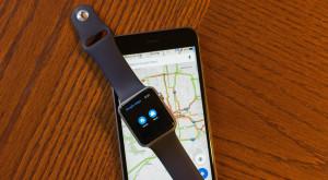 Google Maps funcționează acum și pe Apple Watch