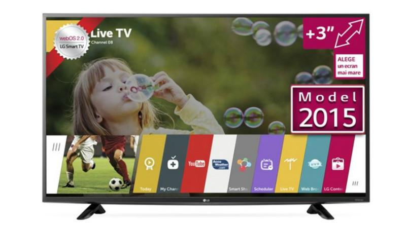 reduceri eMAG televizor lg 43UF6407