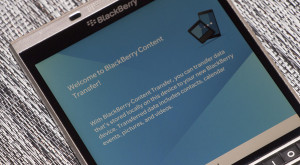 BlackBerry te ajută să-ți treci datele pe BlackBerry Priv cu Android