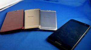 HTC One A9 a fost lansat în România și e mai puțin similar cu iPhone 6 decât credeam