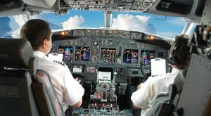 VIDEO care îți arată ce văd piloții de avion la decolare și aterizare [VIDEO]