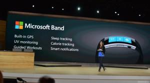 Microsoft Band este un fitness tracker demn de anul 2015