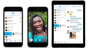 Skype pentru iOS îți permite să răspunzi la mesaje direct din notificare