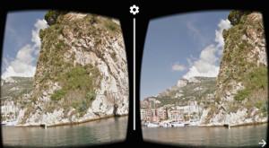 Turist de pe canapea: Street View beneficiază de suport pentru realitate virtuală