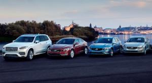 Volvo promite că va lansa mașini electrice până în 2020