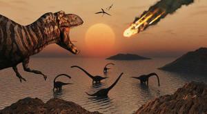 Dispariția dinozaurilor ar fi putut fi cauzată de materia întunecată din Univers