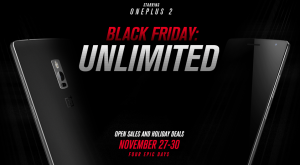 OnePlus 2 este disponibil de Black Friday 2015 fără invitație