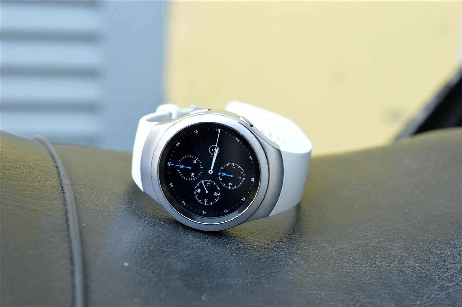 Samsung Gear S2 Review 11