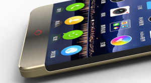 ZTE Nubia Z11 are probabil cele mai mici rame de ecran