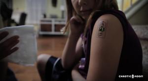Tatuajele temporare avansate îți pot detecta starea de sănătate și locația unde te afli