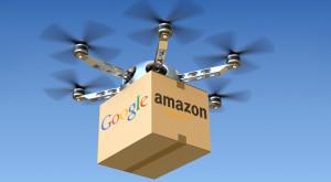 Google lansează servicii de livrare cu drone autonome în doi ani