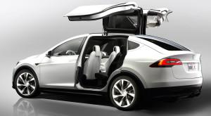 Cea mai ieftină versiune de Tesla Model X costă 80.000 de dolari
