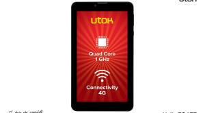 4G accesibil: UTOK lansează smartphone-ul Q5 GT și tableta Hello 7Q LTE
