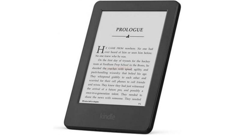 Amazon Kindle Glare cadouri pentru copii