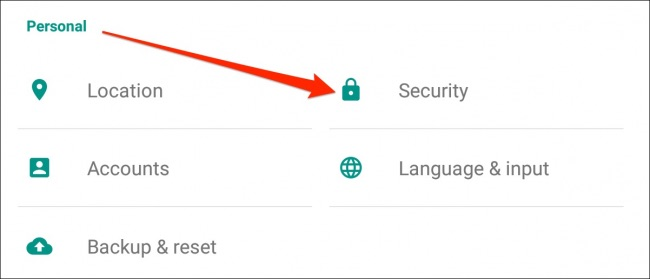 how to change yahoo password on android