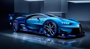 Bugatti Chiron pășește pe urmele Veyron
